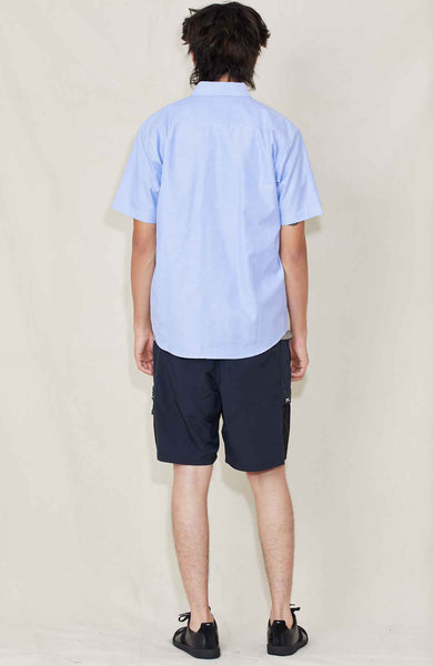 WTAPS SHIRT Thomas Mason Oxford SS Shirt Image
