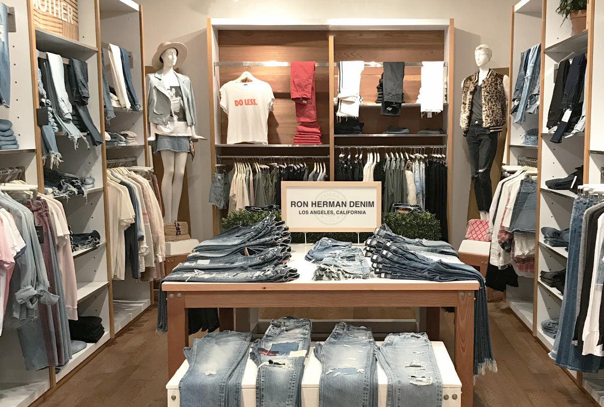 Ron Herman Melrose Store Images