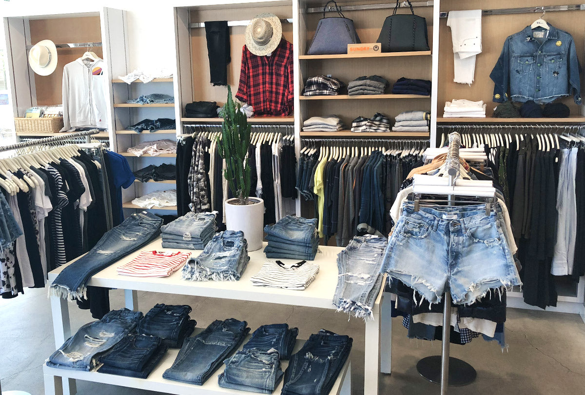 Ron Herman Malibu Store Images