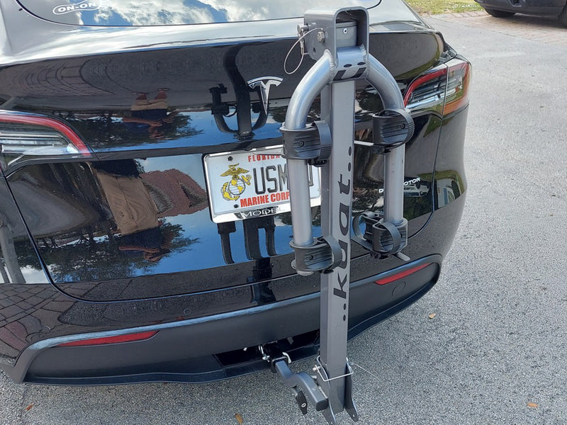 Tesla Model Y Tow Hitch (Invisible EcoHitch Design)