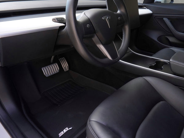 3D MAXpider Tesla Model 3 floor mats