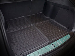 Tesla Model X Custom-Fit Floor Mats (3D MAXpider)