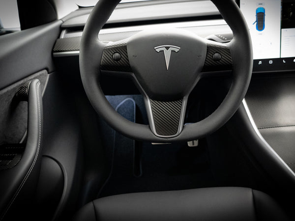 Tesla Model 3 & Y Interior Vinyl Wrap (Full Kit)