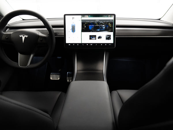 Tesla Model Y Interior Vinyl Wrap (Full Kit)