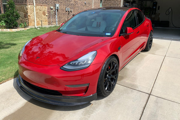Tesla Model 3 Lightweight Forged Martian Wheel (MW03)