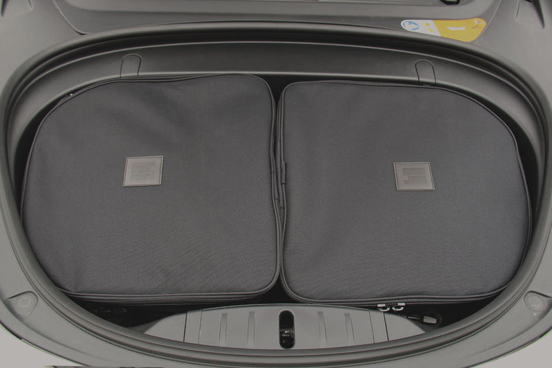 Tesla Model 3 Tailored Frunk Luggage Set
