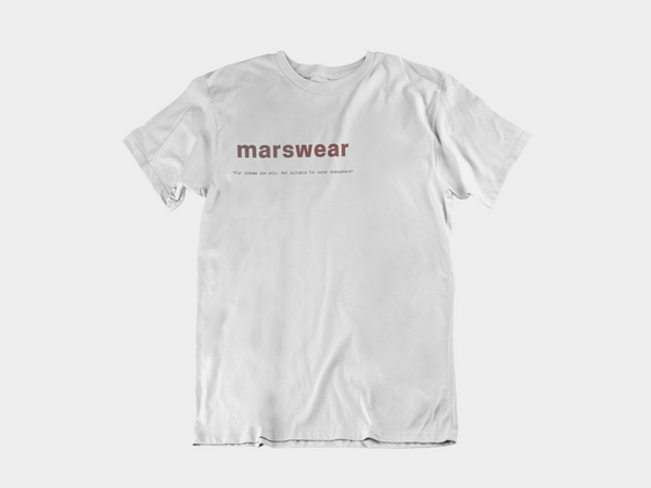 """Marswear"" Premium Tee (More Colors)"