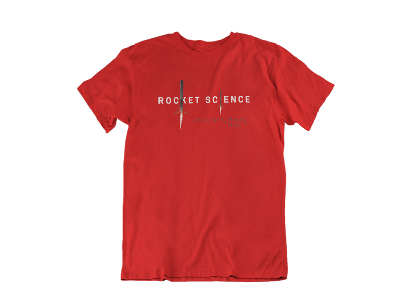 """Rocket Science"" Premium Tee"