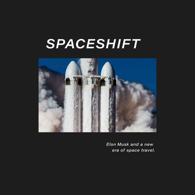 """Spaceshift"" Premium Tee"