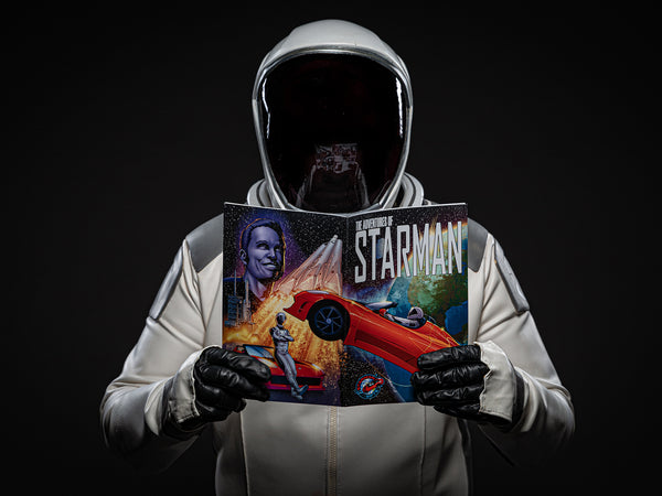 The Adventures of Starman Comic Collection (2 Episodes Included)
