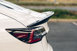Tesla Model 3 Carbon Fiber Rear Spoiler (Laguna Seca Edition)