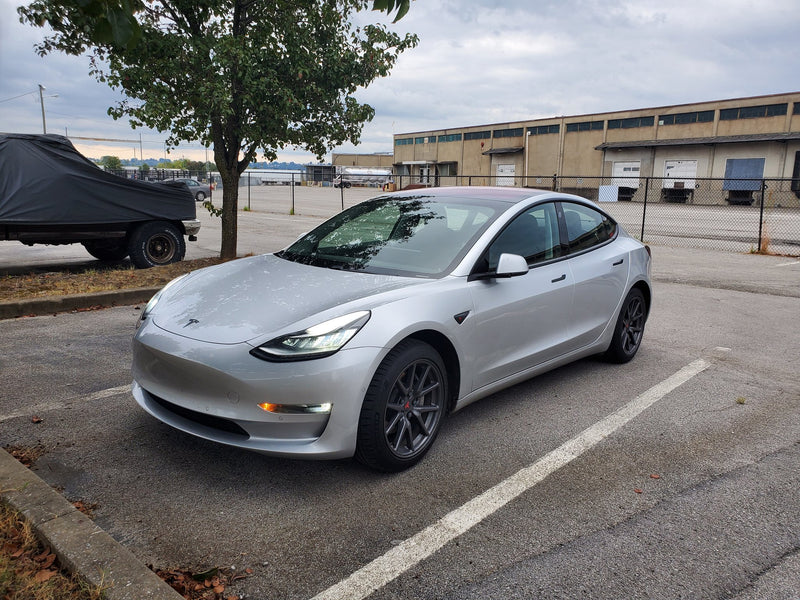 Tesla Model 3 Chrome Delete Kit (premium 3M with BONUS kit)