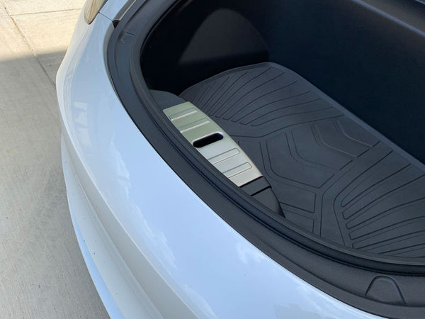 Tesla Model 3 Sill Protectors (Trunk + Frunk Kit)