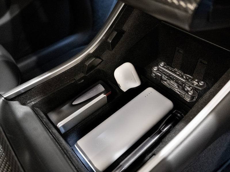 Tesla Model 3 & Y Center Console Organizer