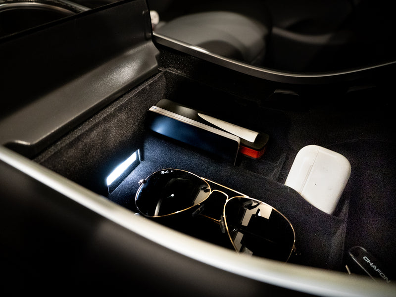 Tesla Model 3 & Y Premium Center Console Organizer