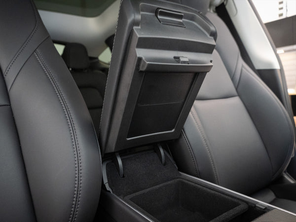 Tesla Model 3 & Y Armrest Hidden Storage Compartment (Gen 2)