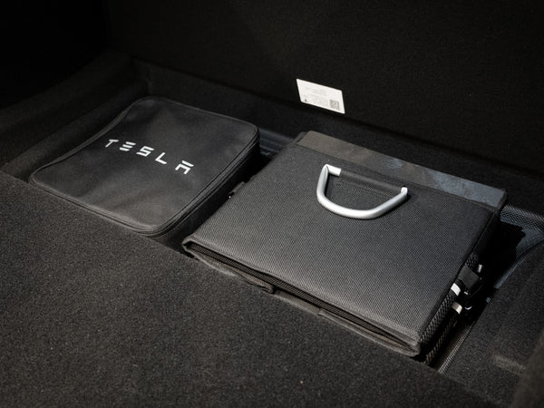 Tesla Model 3 & Y Foldable Trunk Organizer