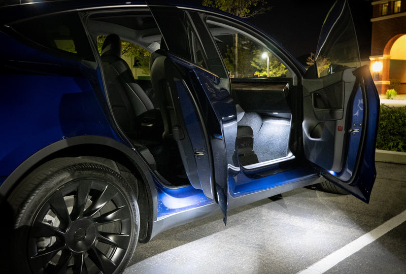 Tesla Model Y Ultra-Bright LED Lights (DIY Full Kit)