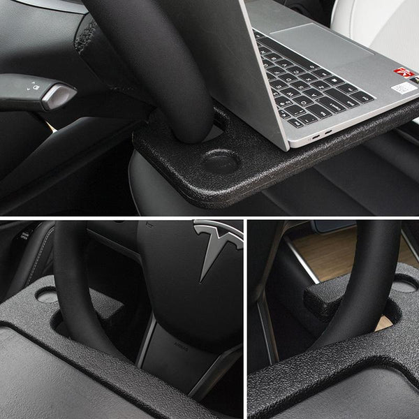 Tesla Model 3 & Y Steering Wheel Tray