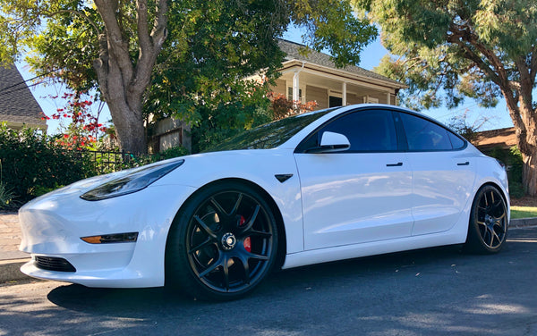Tesla Model 3 DIY Chrome Delete Complete Kit (premium 3M)