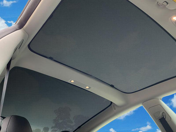 Tesla Model 3 Glass Roof Sunshade