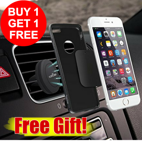 BUY 1 TAKE 1: Universal Air Vent Magnetic Car Holder for Smartphones