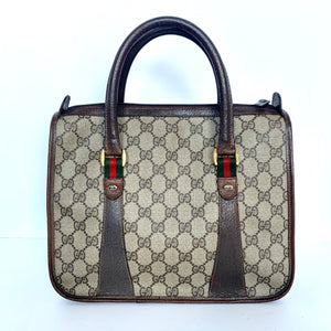 Gucci crossbody Boston bag