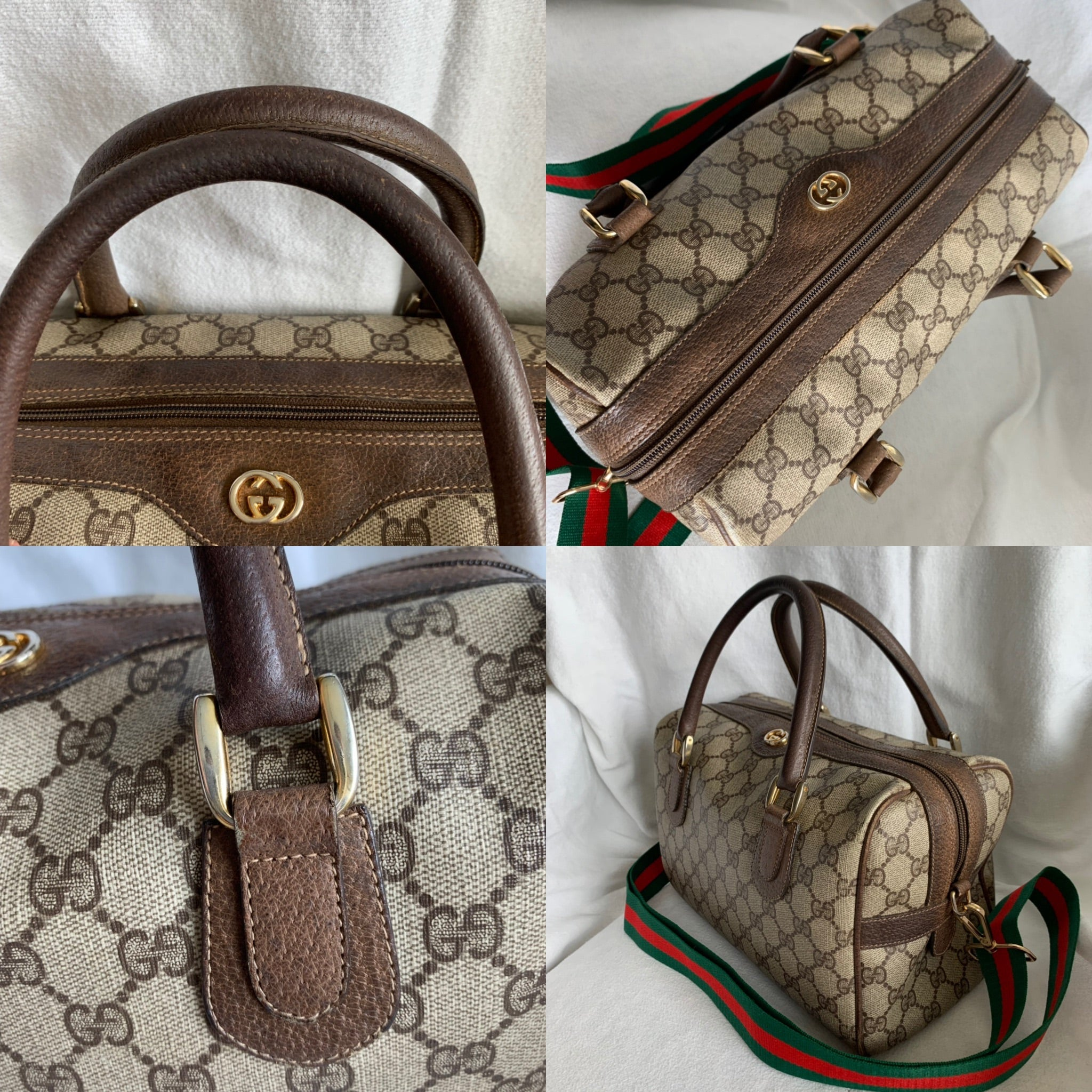 Vintage Gucci Supreme Bag