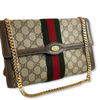 Gucci Ophidia Web clutch crossbody bag