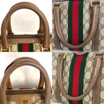 Gucci Boston Bag