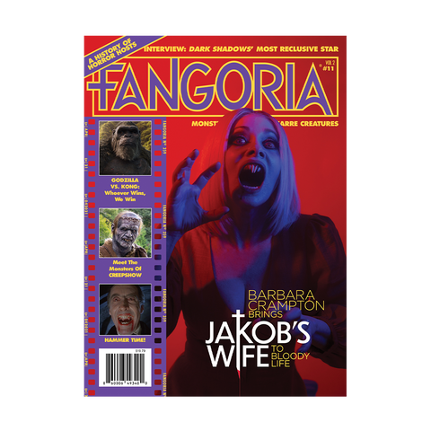 FANGORIA Magazine Vol. 2 Issue #11