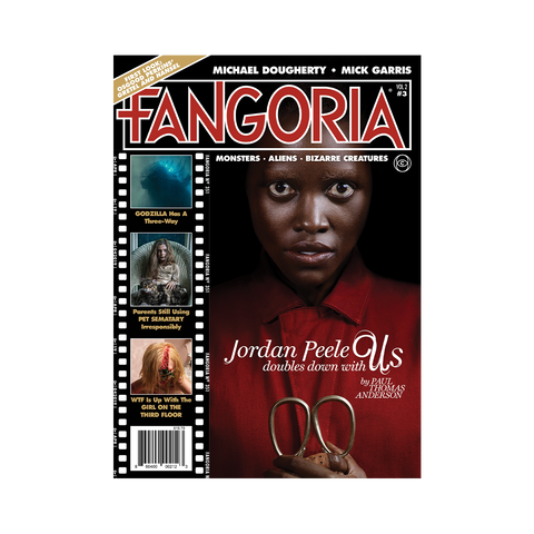 FANGORIA Magazine Vol. 2 Issue #3