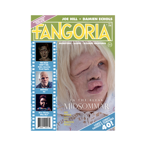 FANGORIA Magazine Vol. 2 Issue #4