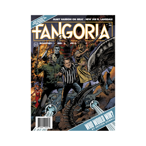 FANGORIA Magazine Vol. 2 Issue #8