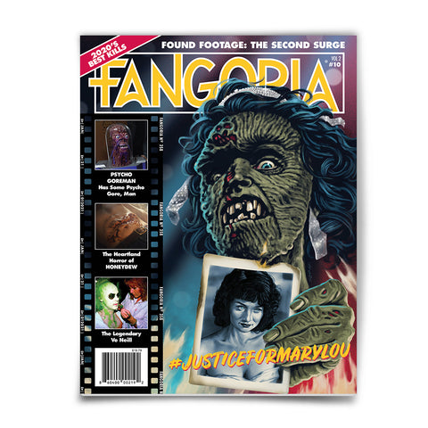 FANGORIA Magazine Vol. 2 Issue #10
