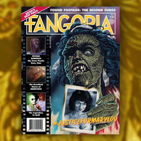 FANGORIA+ (Billed Annually)