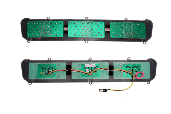Pontiac GTO Sequential LED Taillight Kit ('66) - Easy Performance Products