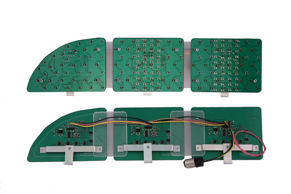 Pontiac Firebird Sequential LED Taillight Kit ('74-'78) - Easy Performance Products