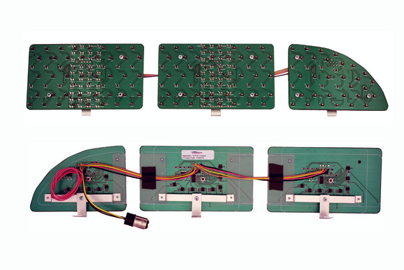 Pontiac Firebird Sequential LED Taillight Kit ('79-'81) - Easy Performance Products