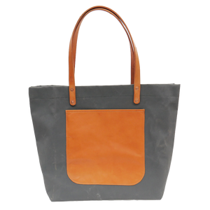 Canvas Tote Grey