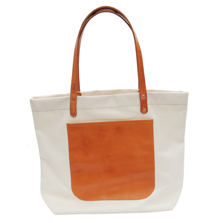 Canvas Tote White