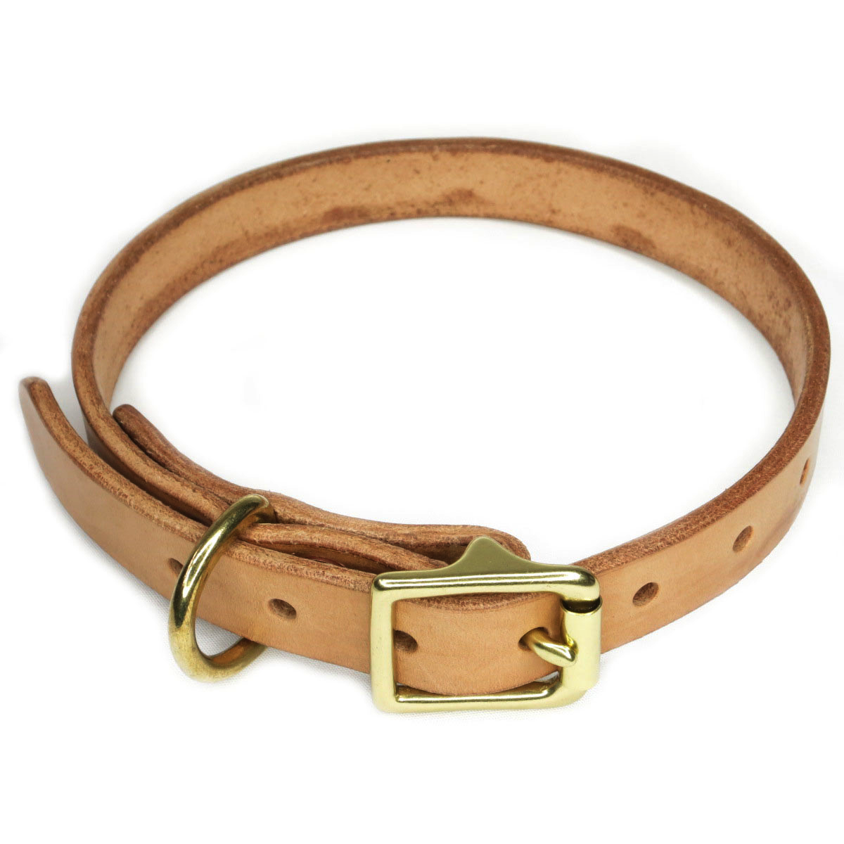 Dog Collar - Tan