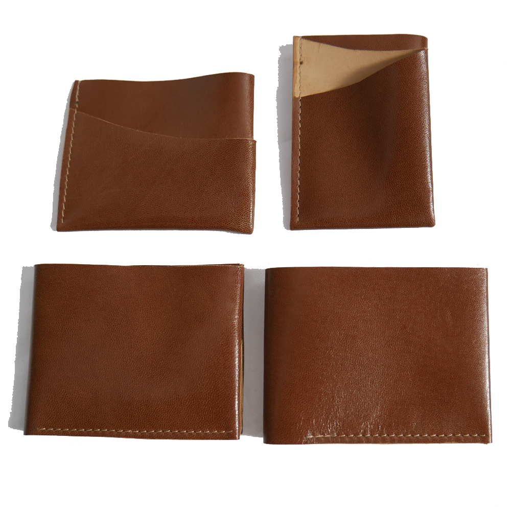 Three Pocket Cardholder