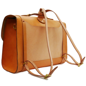 Satchel Bag Tan
