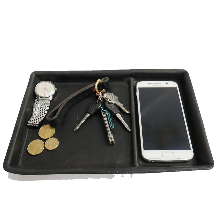 Valet Tray - Black