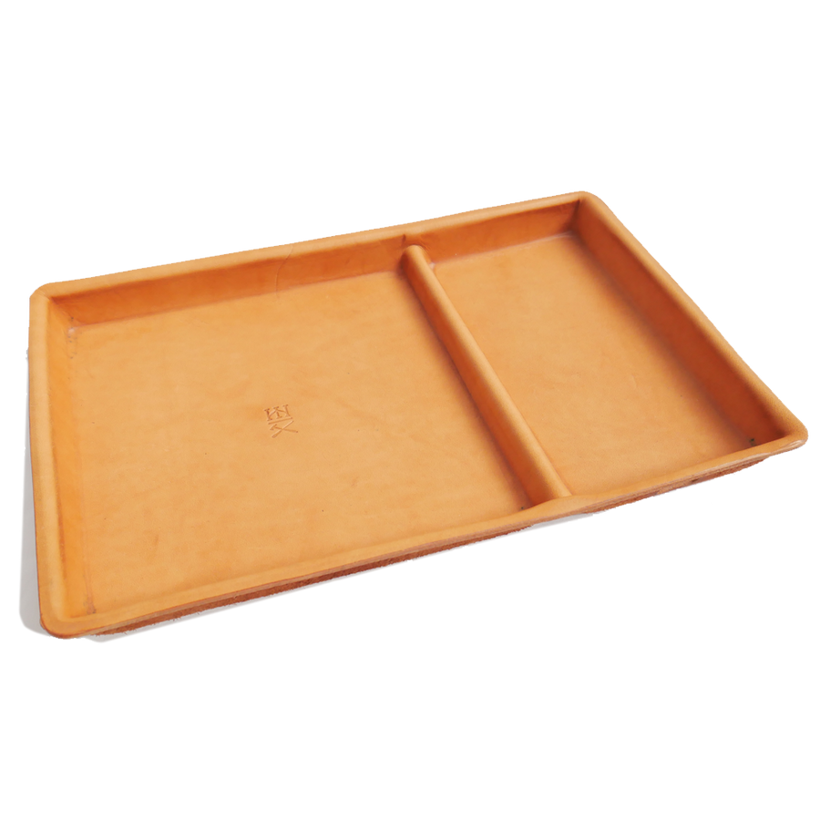 Valet Tray - Tan