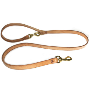 Dog Lead - Tan
