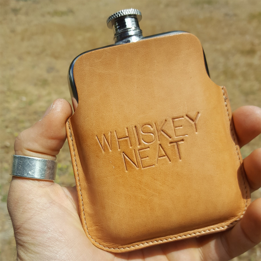 Whisky Life Flask