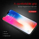 5D Curved Premium Glass Protector For iphone - Elly Shopping
