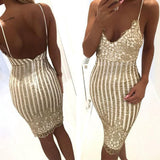 Cara Sequin Dress - Elly Shopping